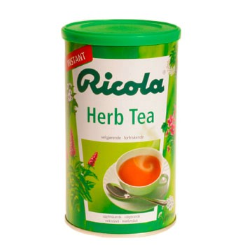 Image of Ricola swiss herb tea instant 200gr