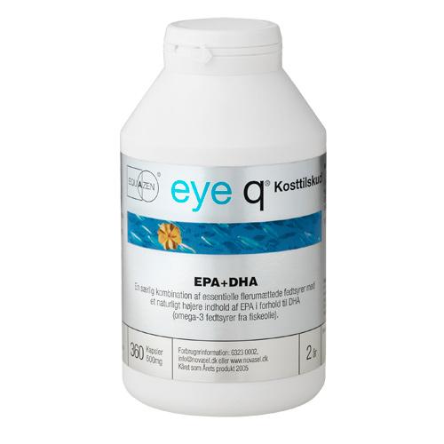 Tilbud på Eye Q  360 kap