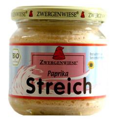 Paprika Smørepålæg 180gr fra zwergenwiese