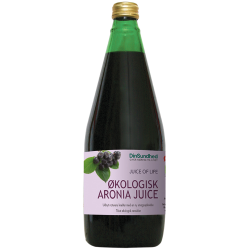 Image of Aronia saft Økologisk 700 ml