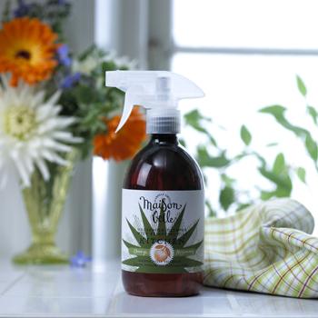 Image of Køkken rengøring spray appelsin-rosmarin 500 ml fra Maison belle