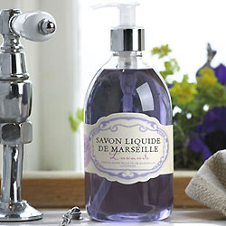 Image of Lavendel håndsæbe 500ml Savon Liquide de Marseille