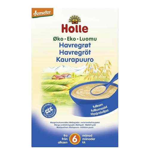Image of Havregrød økologisk 250gr fra Holle