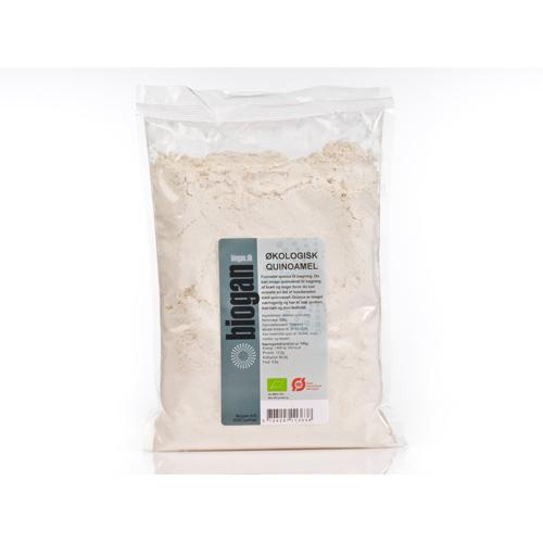 Quinoamel økologisk 500gr Biogan