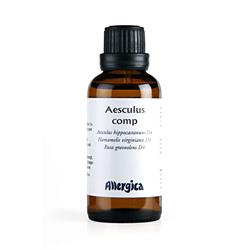 Aesculus composita  50 ml fra Allergica