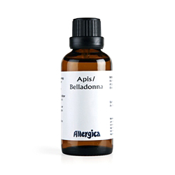 Image of   Apis/Belladonna 50 ml fra Allergica