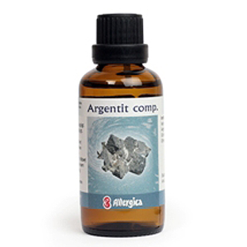 Image of   Argentit composita 50ml fra Allergica