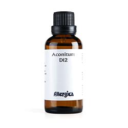 Image of   Aconitum D12 50ml fra Allergica Amba