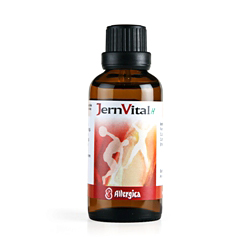 Image of   Jern Vital 50 ml fra Allergica
