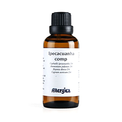 Image of   Ipecacuanha composita 50 ml fra Allergica