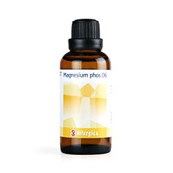Magnesium phos. D6: Cellesalt nr. 7 50 ml
