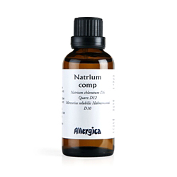 Image of   Natrium composita 50 ml fra Allergica