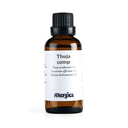 Thuja composita 50 ml fra Allergica