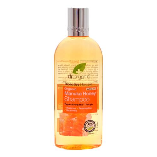Shampoo manuka 250ml fra Dr. Organic