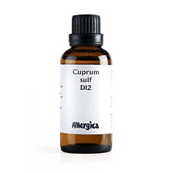 Image of   Cuprum sulf D12 50 gr fra Allergica