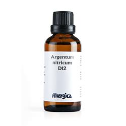 Image of   Argentum nitricum D12 50 ml fra Allergica Amba