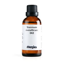 Stannum met. D12 50 ml fra Allergica