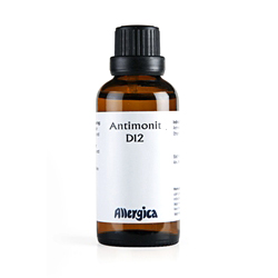 Image of   Antimonit D12 50ml fra Allergica Amba