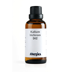 Image of   Kalium bichr. D12 50 ml fra Allergica