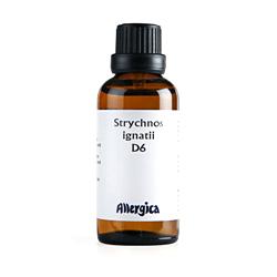 Strychnos ignatii D6 50 ml fra Allergica