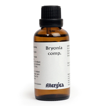 Image of   Bryonia composita 50ml fra Allergica