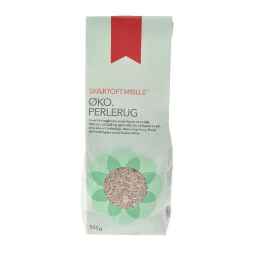 Perlerug Økologisk 500 gr fra Skærtoft Mølle