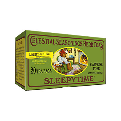 Sleepytime 20 br fra Fredsted The