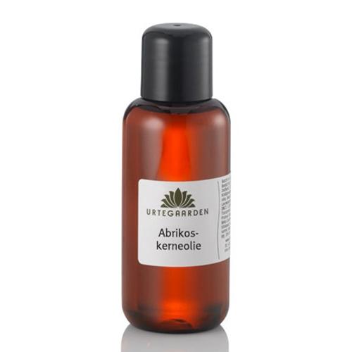 Image of   Abrikoskerne olie 100 ml fra Urtegaarden