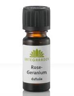 Rosen-geranium duftolie 10ml fra Urtegaarden