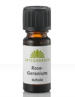 Image of   Rosen-geranium duftolie 10ml fra Urtegaarden