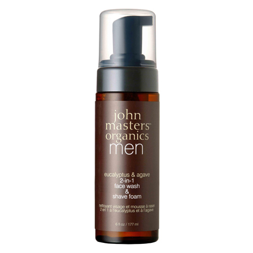 Face wash & foam 2-in-1 177ml fra John Masters