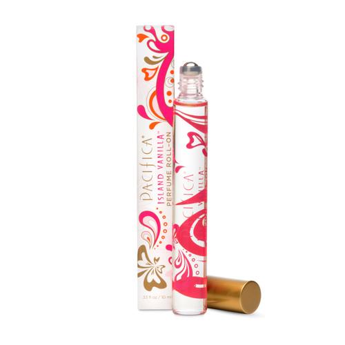 Tilbud på Parfume Island Vanilla Pacifica roll on 10ml