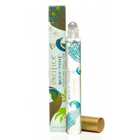 Tilbud på Parfume Waikiki Pikake Pacifica roll on 10ml