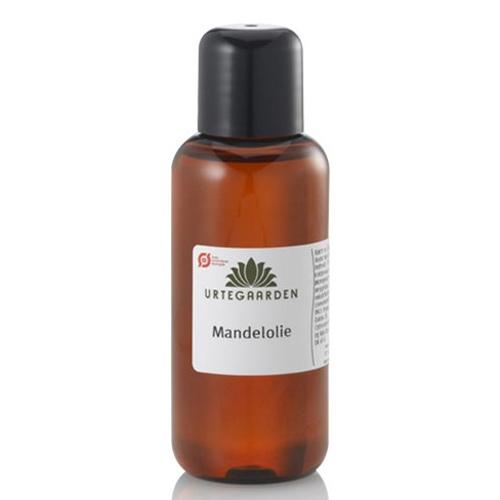 Mandelolie økologisk 500 ml fra Urtegaarden