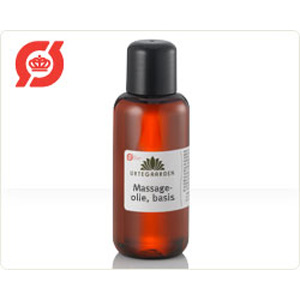 Image of   Massageolie Basis økologisk 500 ml fra Urtegaarden