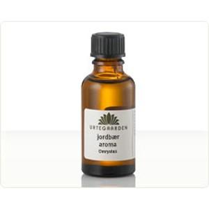Jordbær aroma 10ml fra Urtegaarden