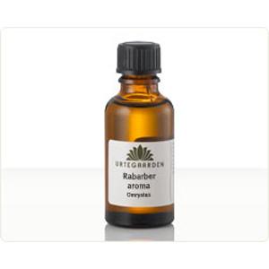 Rabarber aroma 10ml fra Urtegaarden