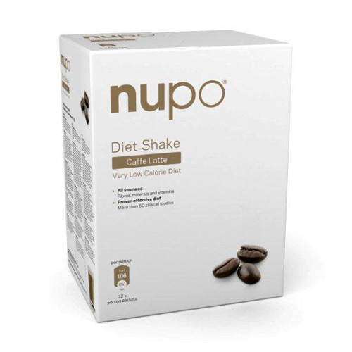 Nupo Caffe Latte breve 384 gr