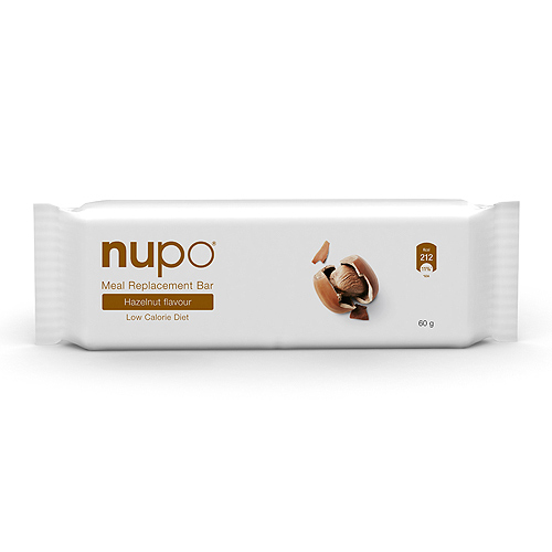 Image of Nupo Hasselnød bar 60 gr