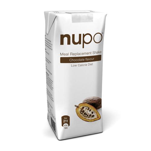 Nupo RTD shake Caffe kakao 330 gr