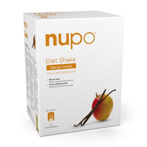 Nupo mango vanilla breve 384 gr