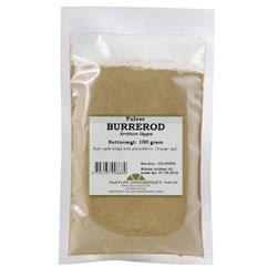 Image of   Burrerod pulver 100gr fra Naturdrogeriet