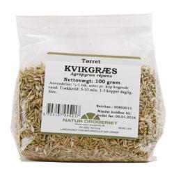 Image of   Kvikgræs 100gr fra Naturdrogeriet