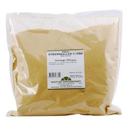 Hybenpulver uden frø 1000gr fra Naturdrogeriet