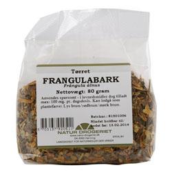 Frangulabark 80gr fra Naturdrogeriet