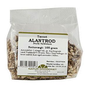 Image of   Alantrod 100 gr pulver fra Naturdrogeriet