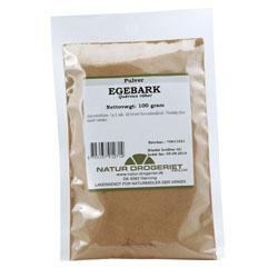 Image of   Egebark pulver 100 gr fra Naturdrogeriet