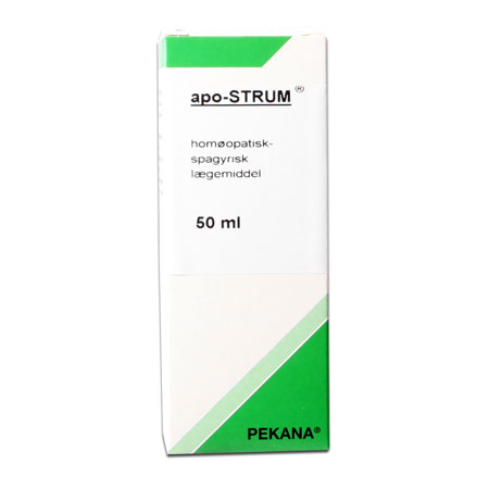 Image of Apo strum 50ml Pekana
