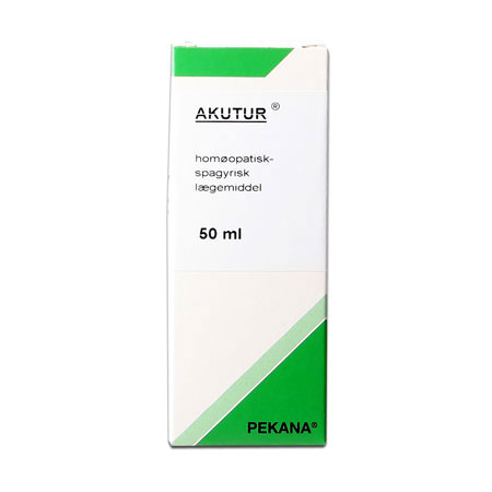 Image of Akutur 50ml fra Pekana