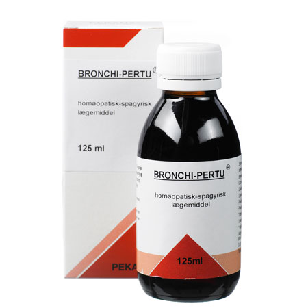 Image of Bronchi pertu hostemixtur 125ml Pekana